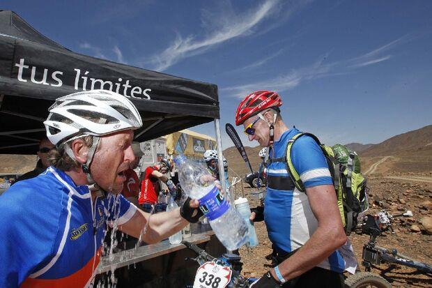 Titan Desert 2012 - knallhartes MTB-Rennen durch Marokko 69