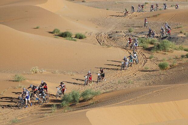 Titan Desert 2012 - knallhartes MTB-Rennen durch Marokko 7