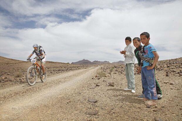 Titan Desert 2012 - knallhartes MTB-Rennen durch Marokko 70