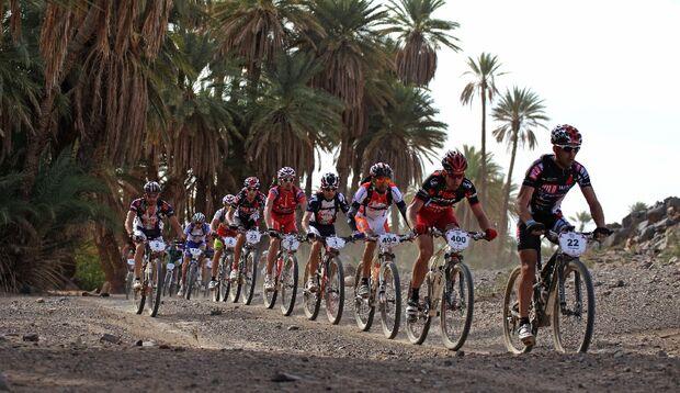 Titan Desert 2012 - knallhartes MTB-Rennen durch Marokko 71
