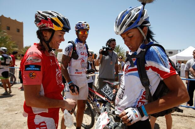 Titan Desert 2012 - knallhartes MTB-Rennen durch Marokko 72