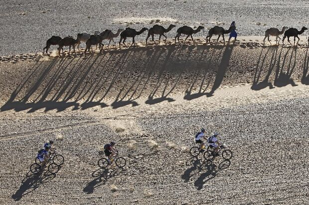Titan Desert 2012 - knallhartes MTB-Rennen durch Marokko 73
