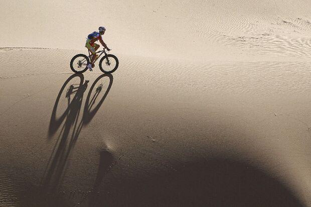 Titan Desert 2012 - knallhartes MTB-Rennen durch Marokko 74