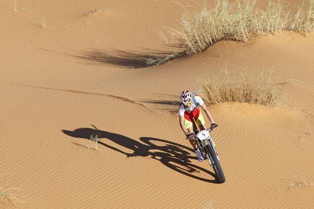 Titan Desert 2012 - knallhartes MTB-Rennen durch Marokko 75