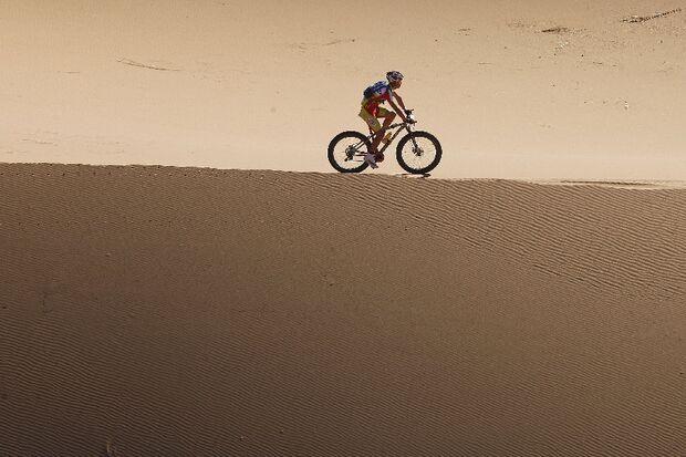 Titan Desert 2012 - knallhartes MTB-Rennen durch Marokko 76