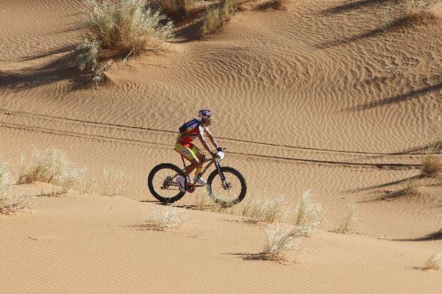 Titan Desert 2012 - knallhartes MTB-Rennen durch Marokko 9
