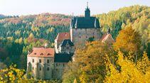 Top 15 Burgen in Deutschland
