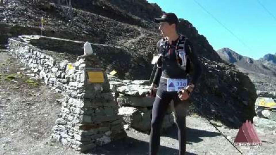 Tor des Géants: Berglauf im Aostatal