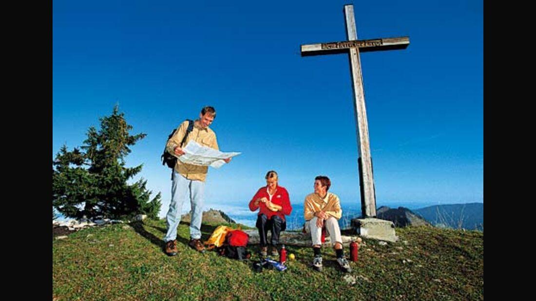 Tour 1: Zur Hochkünzelspitze