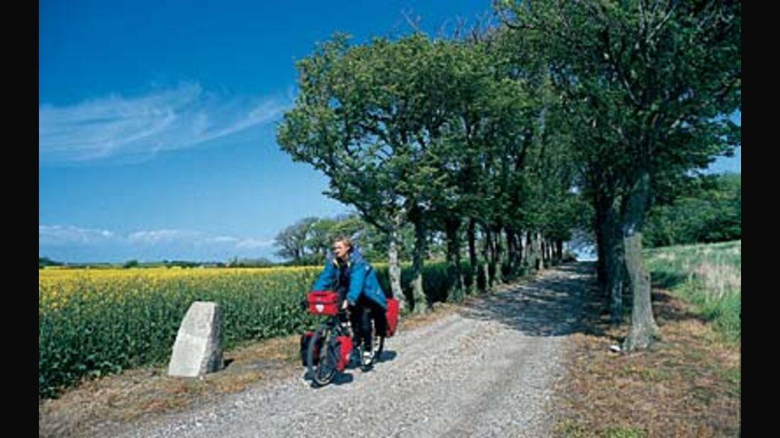 Tour 2: Langeland - Die Insel der Mühlen