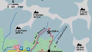 Tour 2: Unter Schweizer Geiern