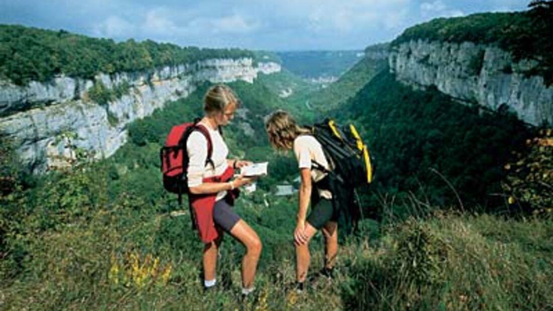 Tour 3: Der schönste Felsenzirkus Frankreichs