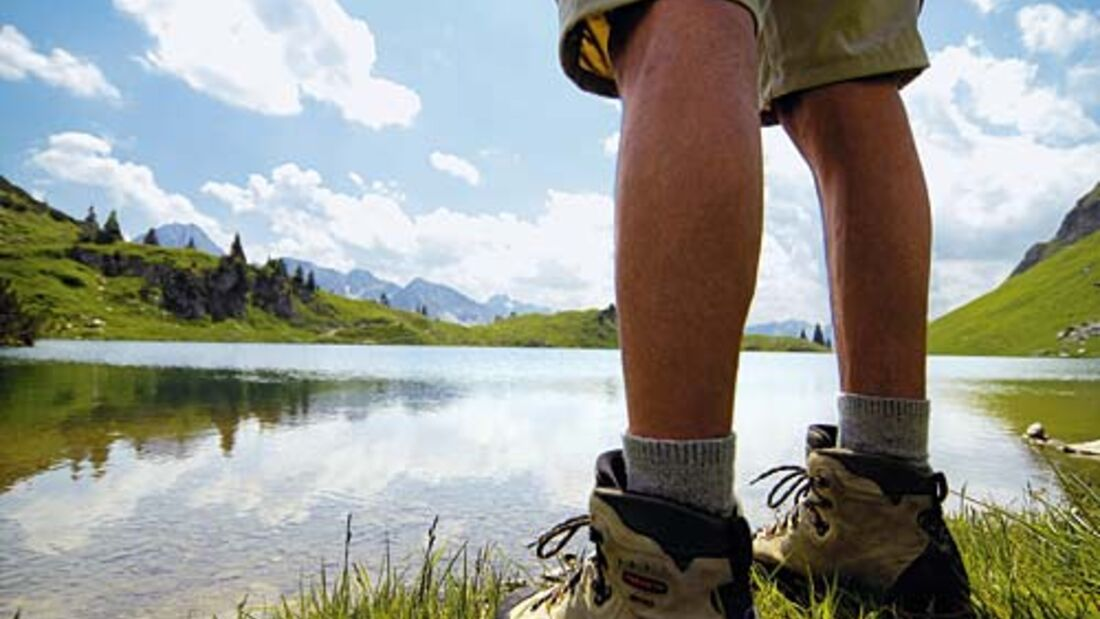 Tour 3: Nebelhorn – Laufenbacher Eck