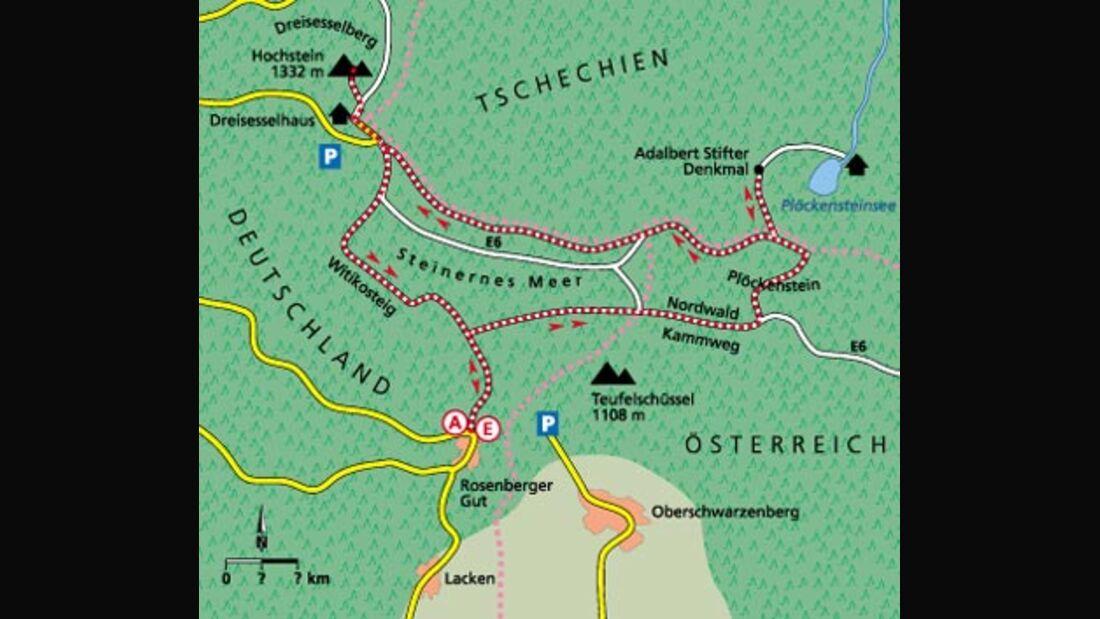 Tour 5: Winterfreuden in Deutsch-Alaska