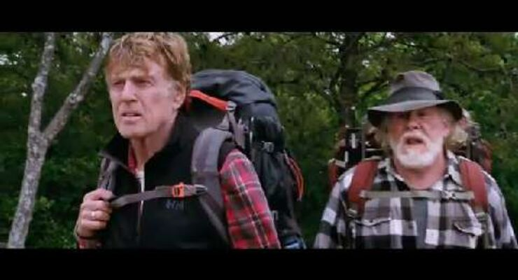 """Trailer zum Film """"Picknick mit Bären"""""""