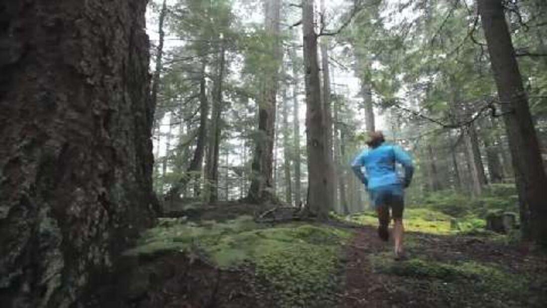 Trailrunning mit Krissy Moehl