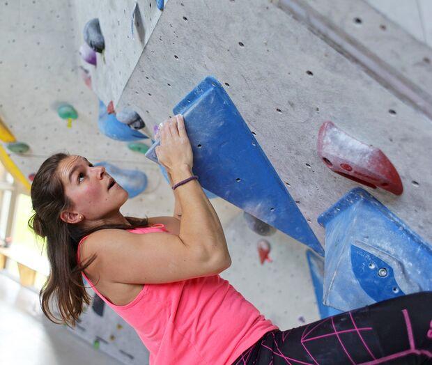 Trainingsfehler Klettern / Bouldern