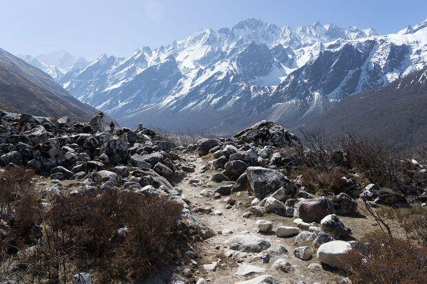 Trekking Langtang - Himalaya