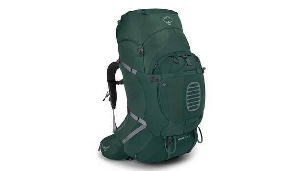 Trekking Spezial 02/2021: Osprey Aether Plus 85 Trekkingrucksack