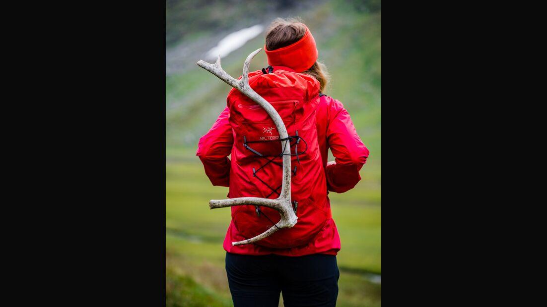 Trekking in Schwedisch-Lappland