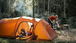 Trekkingcamps in Deutschland - Schwarzwald