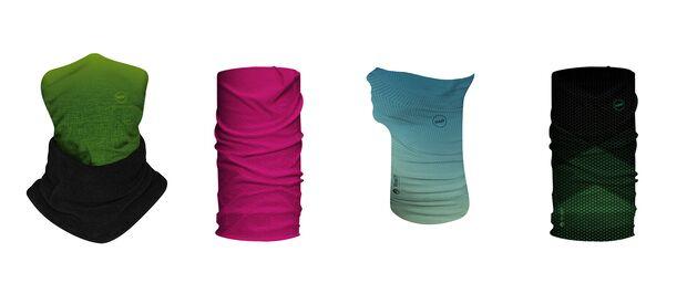 Tube-Schal als Alltagsmaske