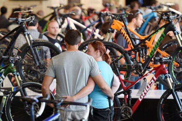 UB 10 Gründe zur Eurobike zu gehen Bike Fans