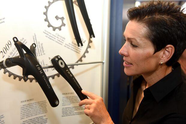 UB 10 Gründe zur Eurobike zu gehen Sabine Spitz