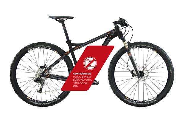 UB Bergamont E-Mountainbike 2014 Revox C 9.4