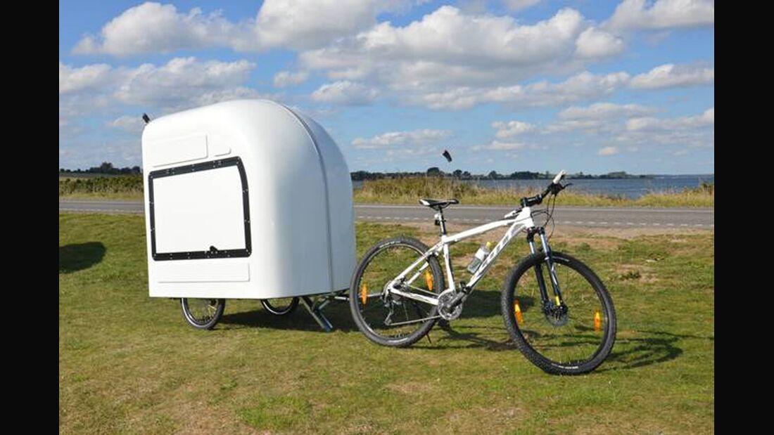 UB Bicycle Camper