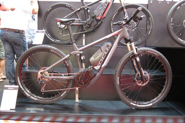 UB E-Bike/Pedelec Focus Thron Impulse (2014)