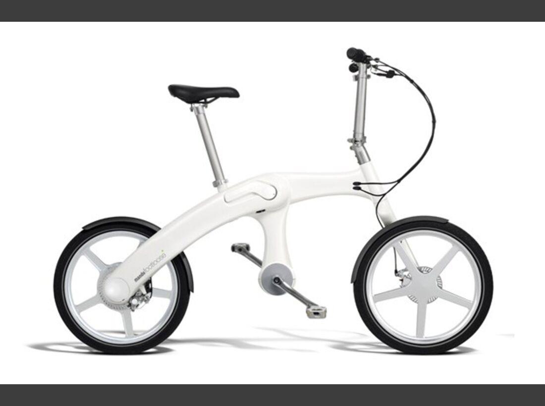 UB E-Bike Pedelec Mando Footloose