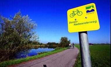 UB E Bike Regionen 2010 Deutschland_Donau Radweg (jpg)