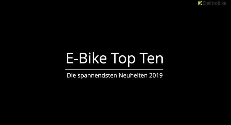 UB E-Bike-Top-Ten-2019 Video