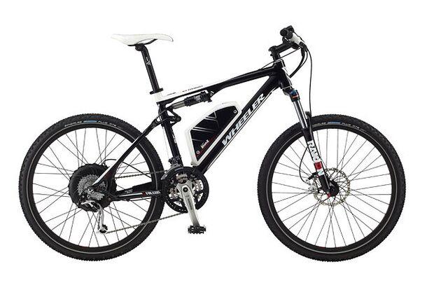 UB E-Bike Wheeler E-Falcon