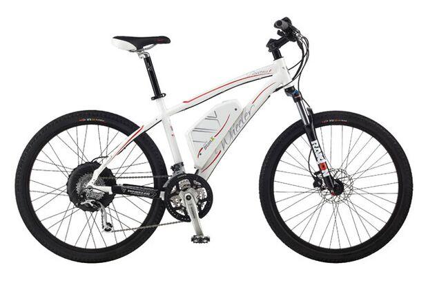 UB E-Bike Wheeler E-Passera