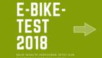 UB Elektrobike E-Bike-Test 2018 Trenner aktuelle Inhalte