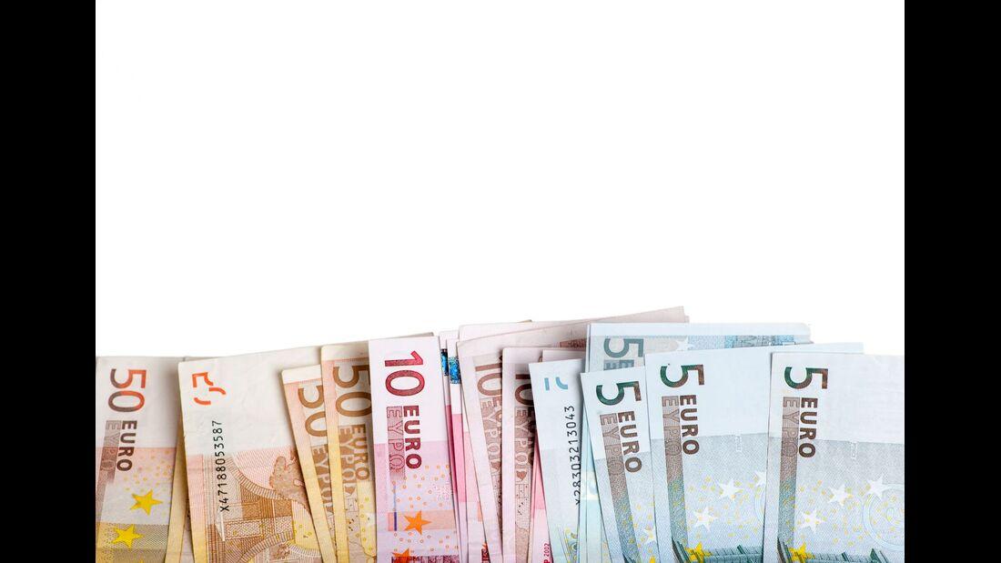 UB Geld Geldscheine