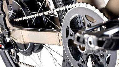 UB Grace Pro 2011 E-Bike
