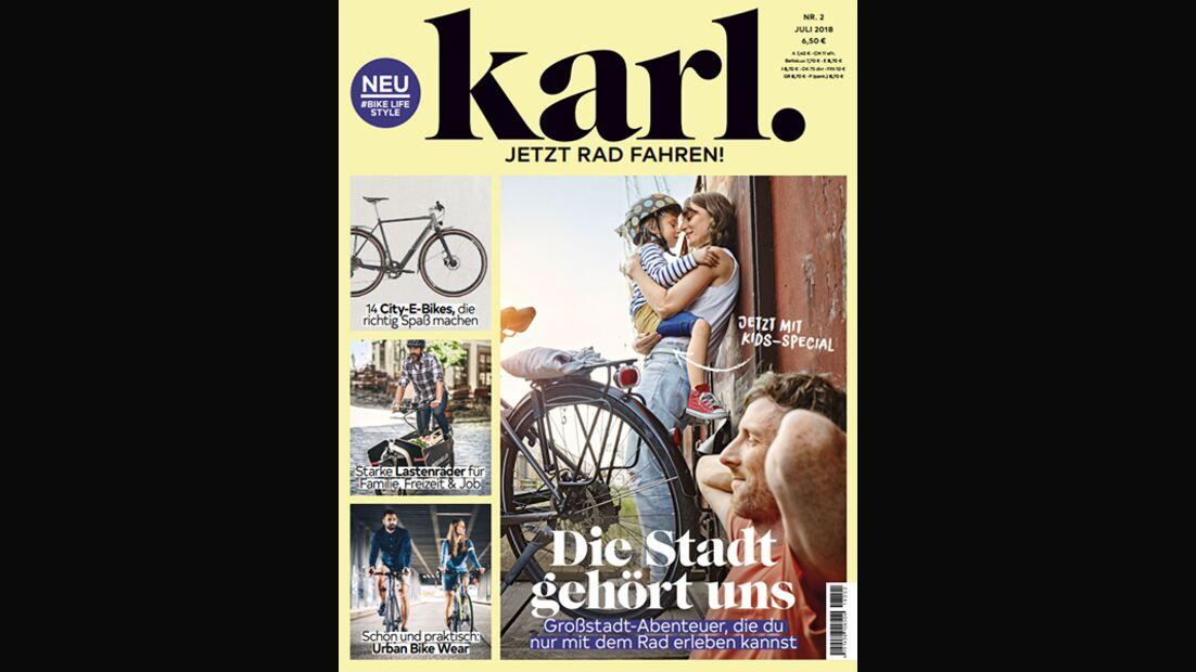 UB Karl 2 2018 Titel