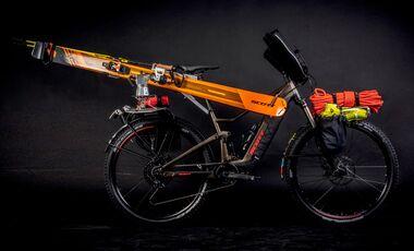UB SK-eRIDE Bike 1