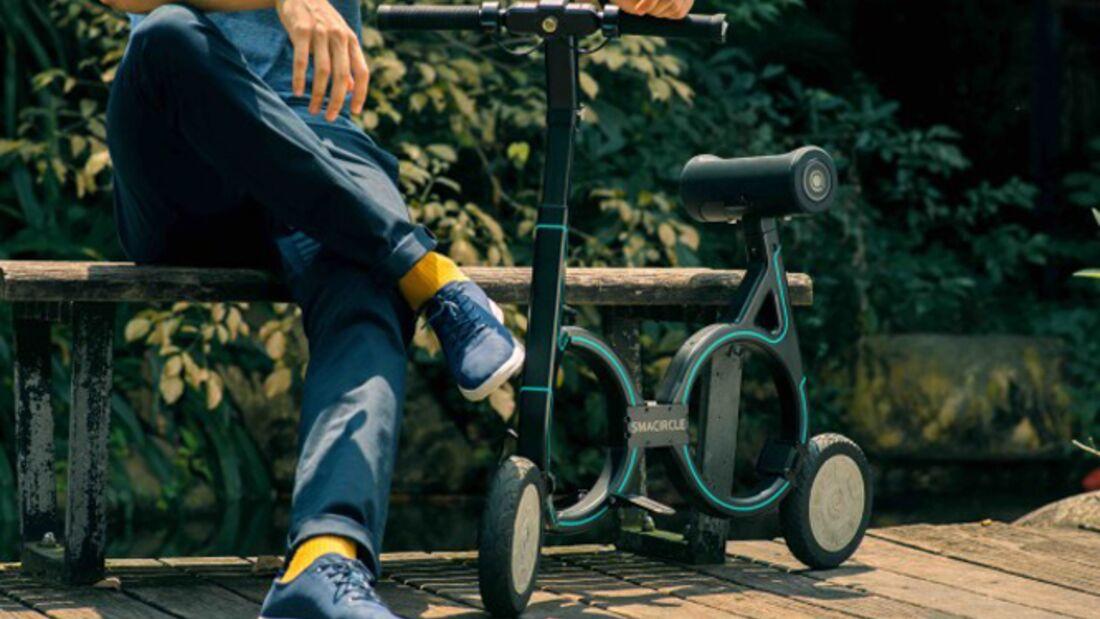 UB SmaCircle S1 E-Bike
