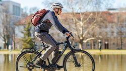 UB Trekking-E-Bike Test 2019 Aufmacherbild