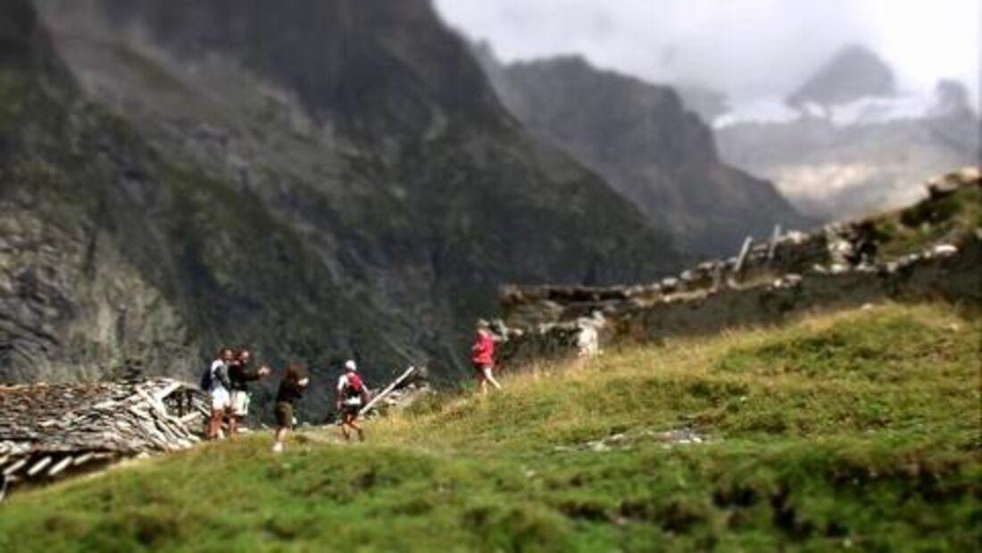 Ultra Trail Mont Blanc 2012: Trailer