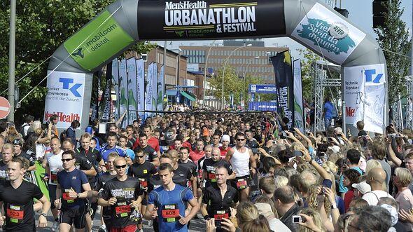 Urbanathlon 2012 in Hamburg - Impressionen 3