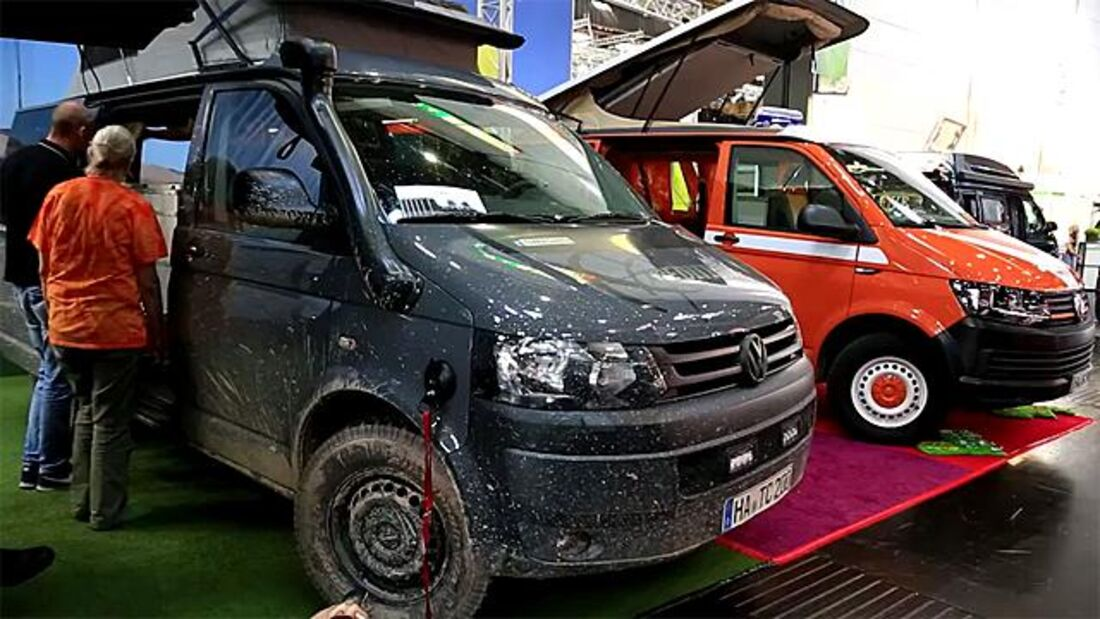 VW Bus & alternative Wohnmobile