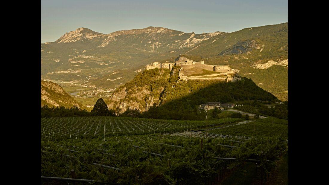 Vallagarina - Besenello - Castel Beseno