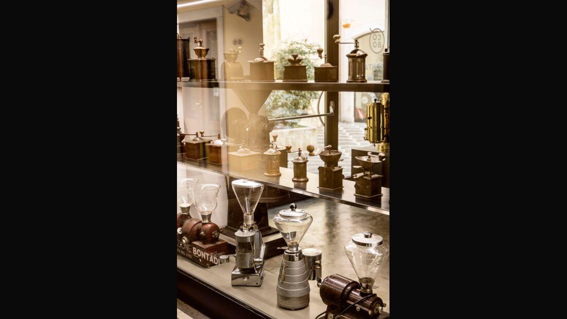 Vallagarina - Rovereto - Museo del Caffè Bontadi