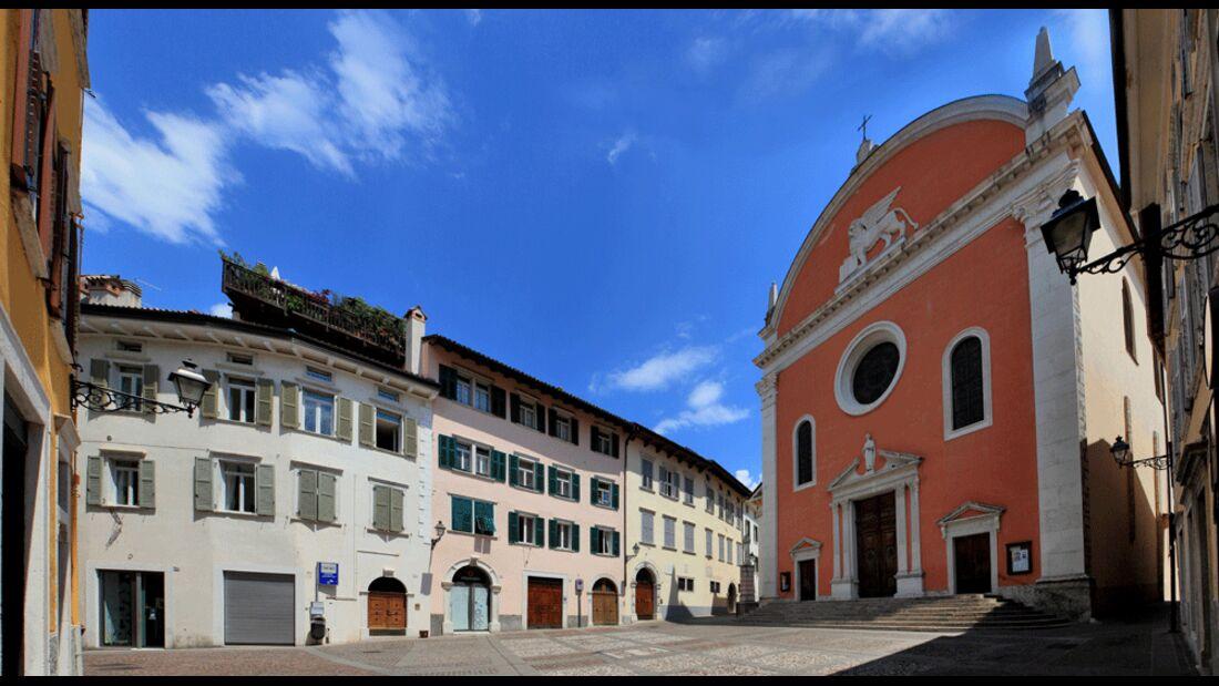 Vallagarina - Rovereto - Piazza San Marco