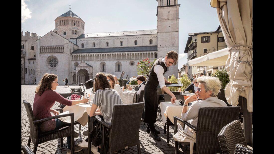 Valle dell'Adige - Trento - Piazza Duomo